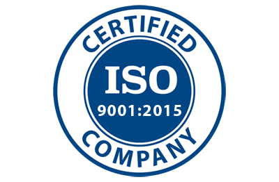 ISO 9001 2015 Certification