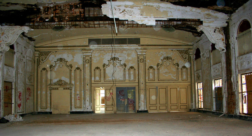 Photo courtesy of Abandoned Tulsa