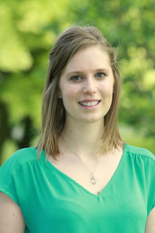 Julia Bryson  BSc Graduate