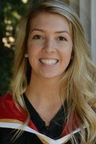 Rebecca Palmer  BScH Graduate