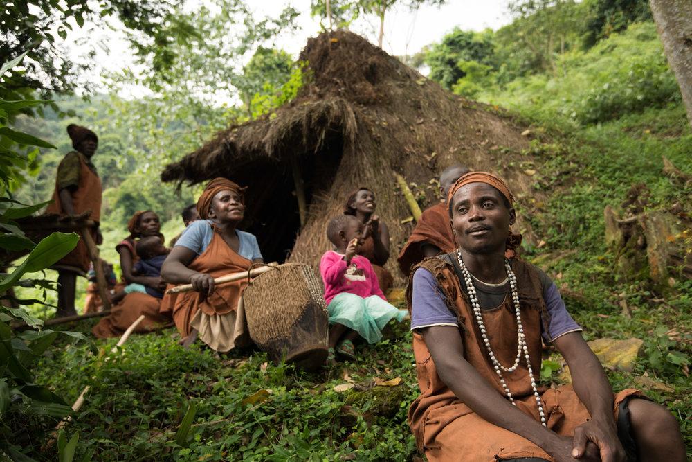BATWA IN UGANDA