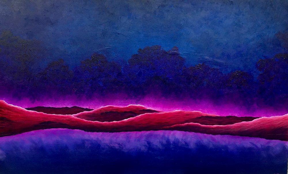 Purple Reign - On Display