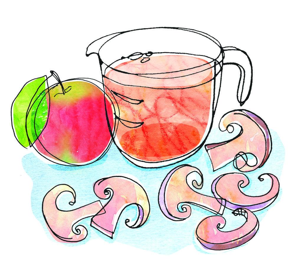 spot recipe illustration
