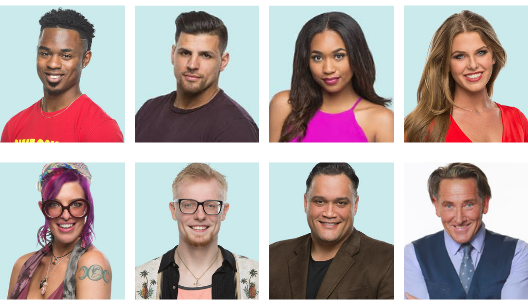 Meet Swaggy C, Fessy, Bayleigh, Haleigh, Rockstar, Scottie, Steve and Kevin in person at the event. Check back for additional Big Brother special guests as they are confirmed.
