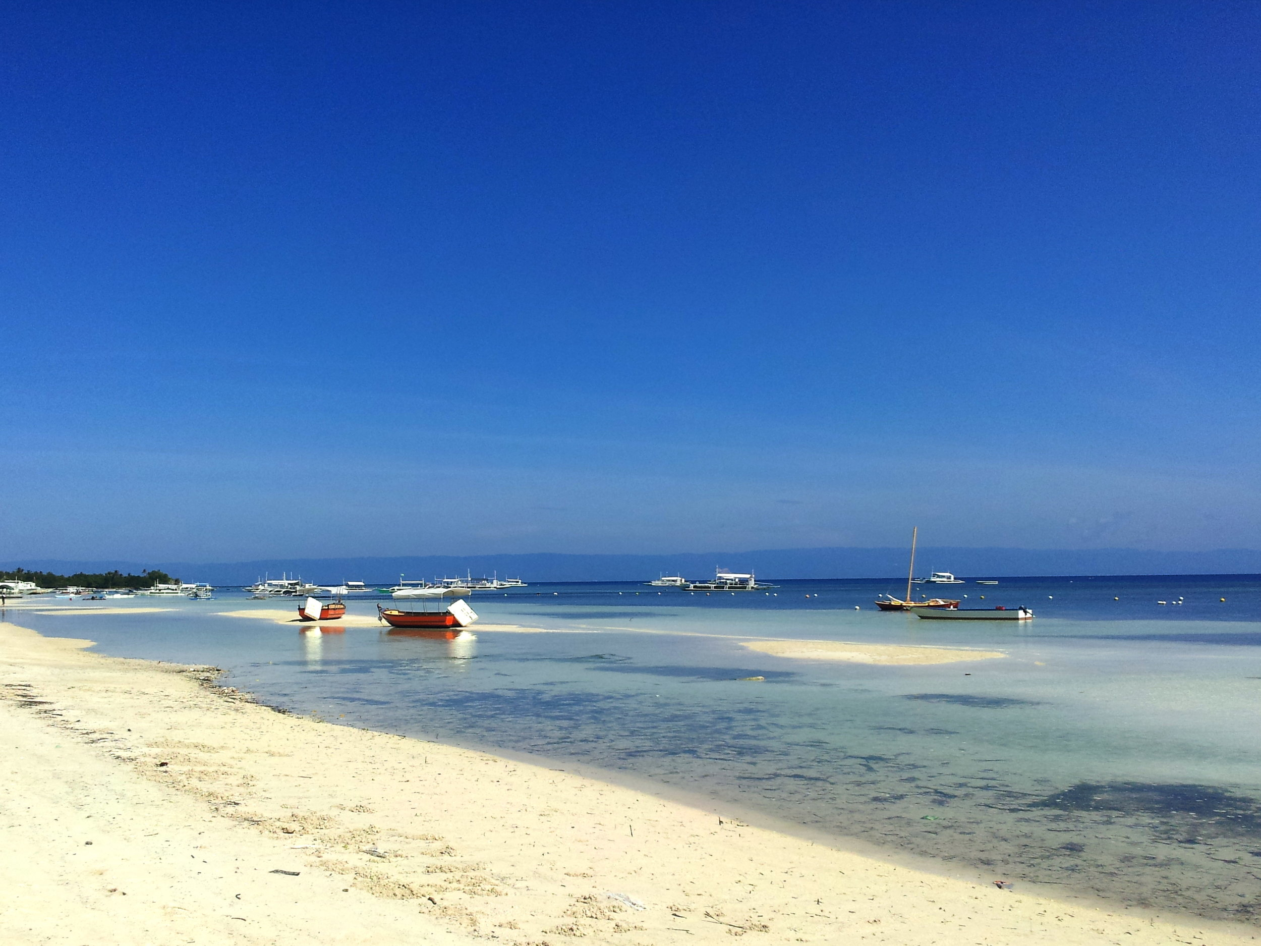 Panglao and Boracay