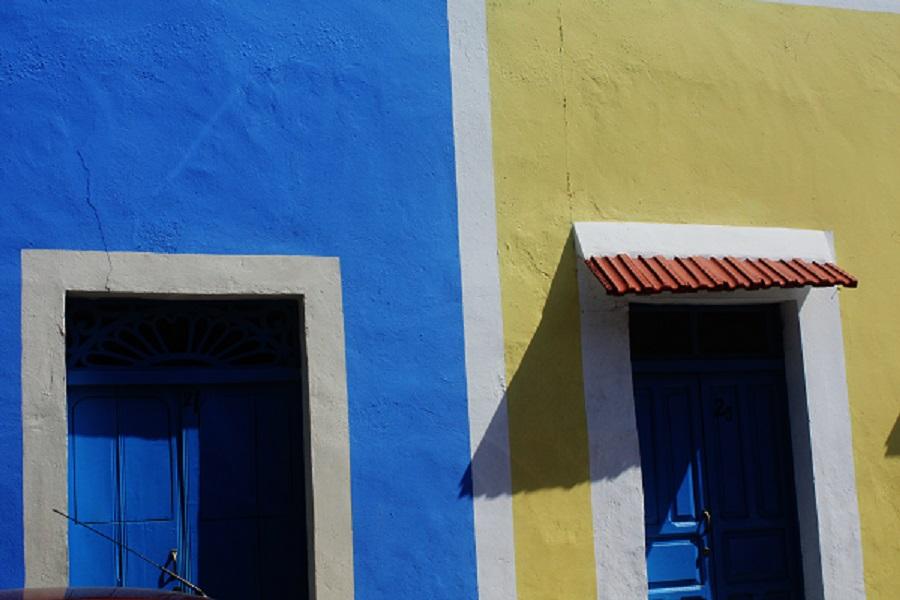 Campeche Doors | Emma Douty