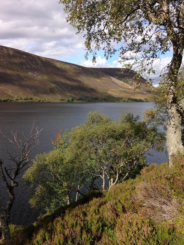 Loch Muick | Lodestars Anthology | Emma Douty