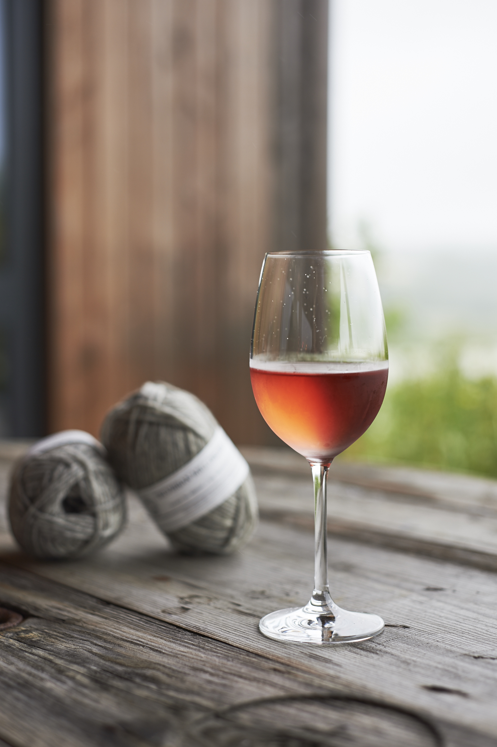 Trevibban Mill's Wine and Yarn