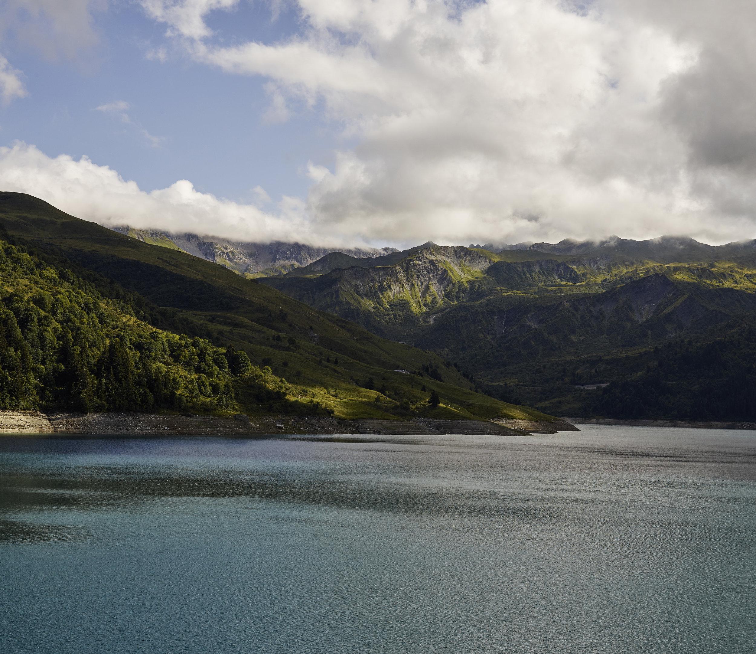 Tom Bunning Roselend Dam