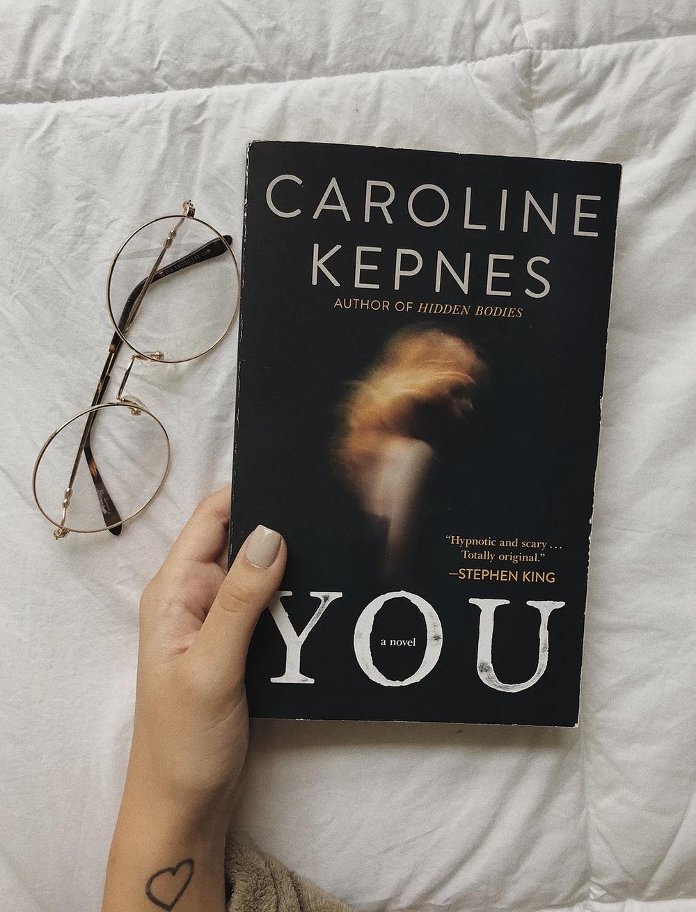- You: Caroline Kepnesbook review