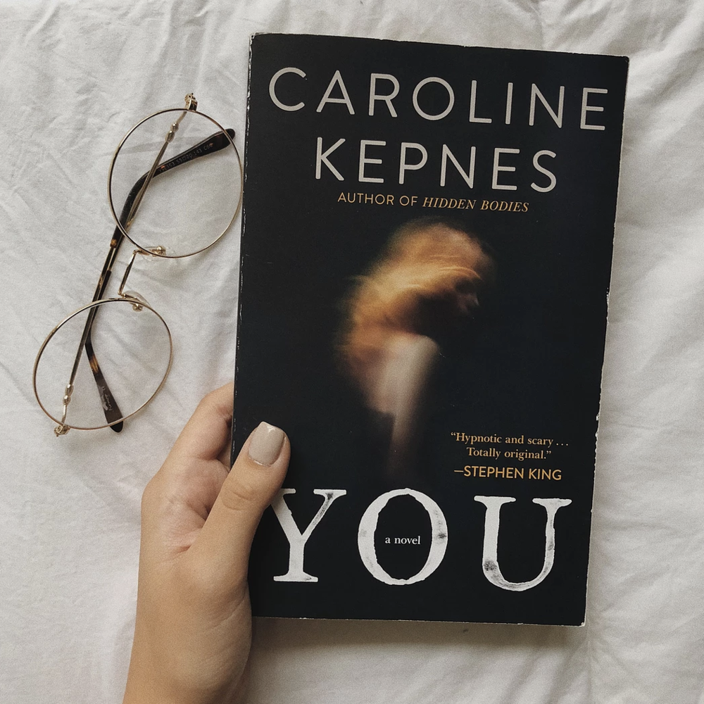 - BOOK REVIEW:YOUcaroline kepnes