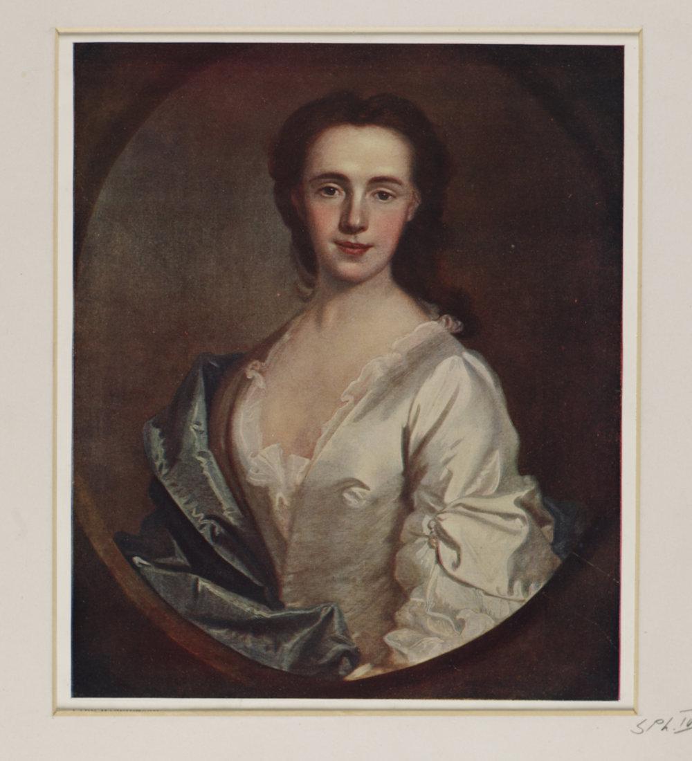 Lady Anne Mackintosh
