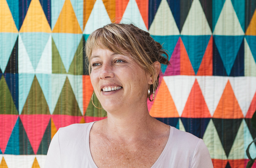 Field Trip presents Tara Faughnan - May 16-18, 2019In partnership with the Minneapolis Modern Quilt Guild and Field Trip Studio, modern quilter Tara Faughnan will be in Minnesota for a lecture and two workshops.