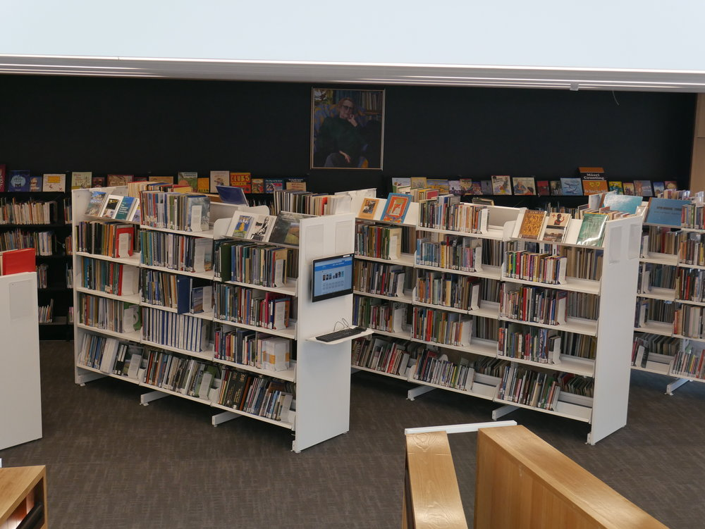 Turang Opac End Library.JPG