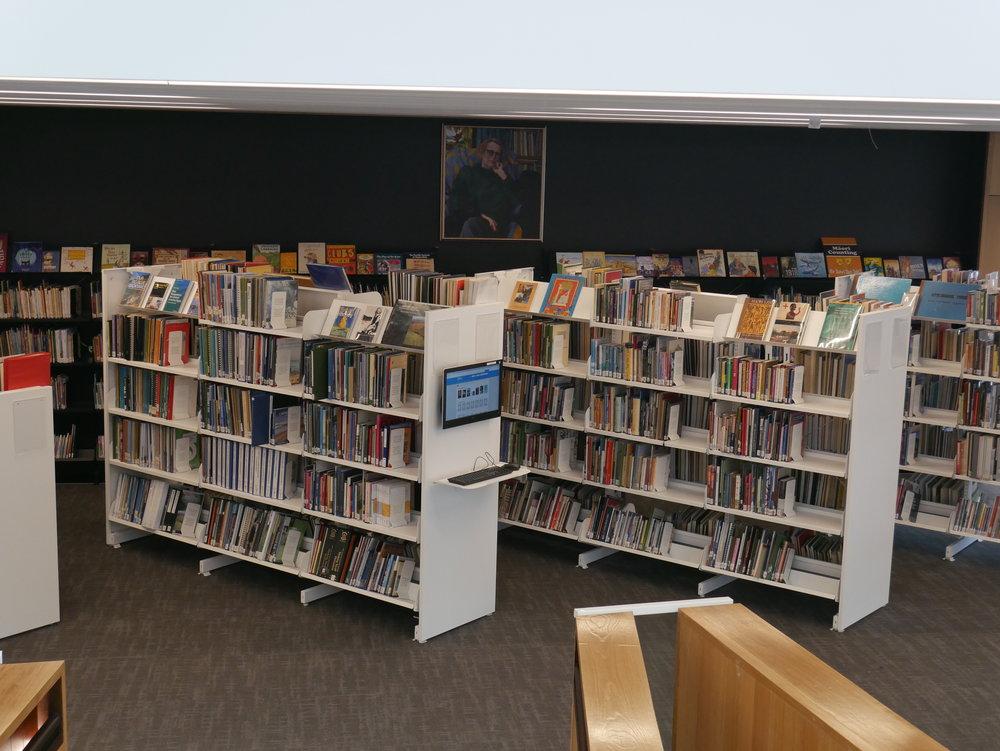 Turang Opac End Library.JPG