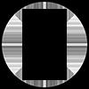 shooting pass icon