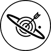 space target icon