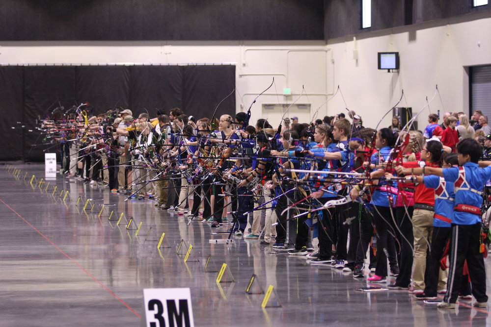 Archery Events - host your event here