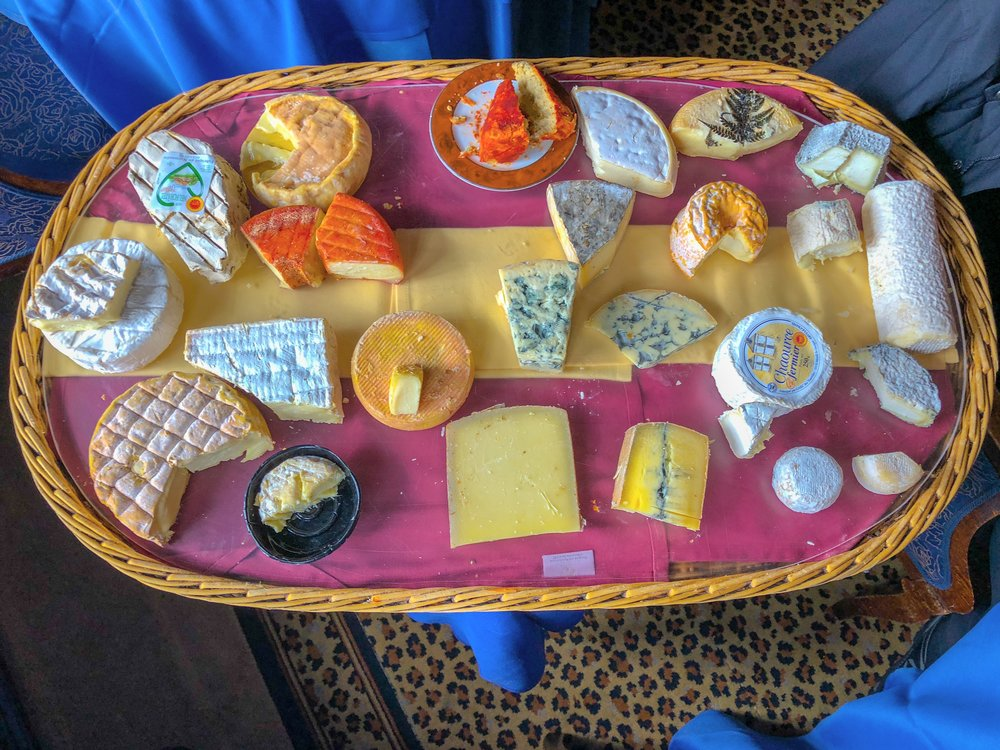 Mega Cheese Platter, Rouen, France