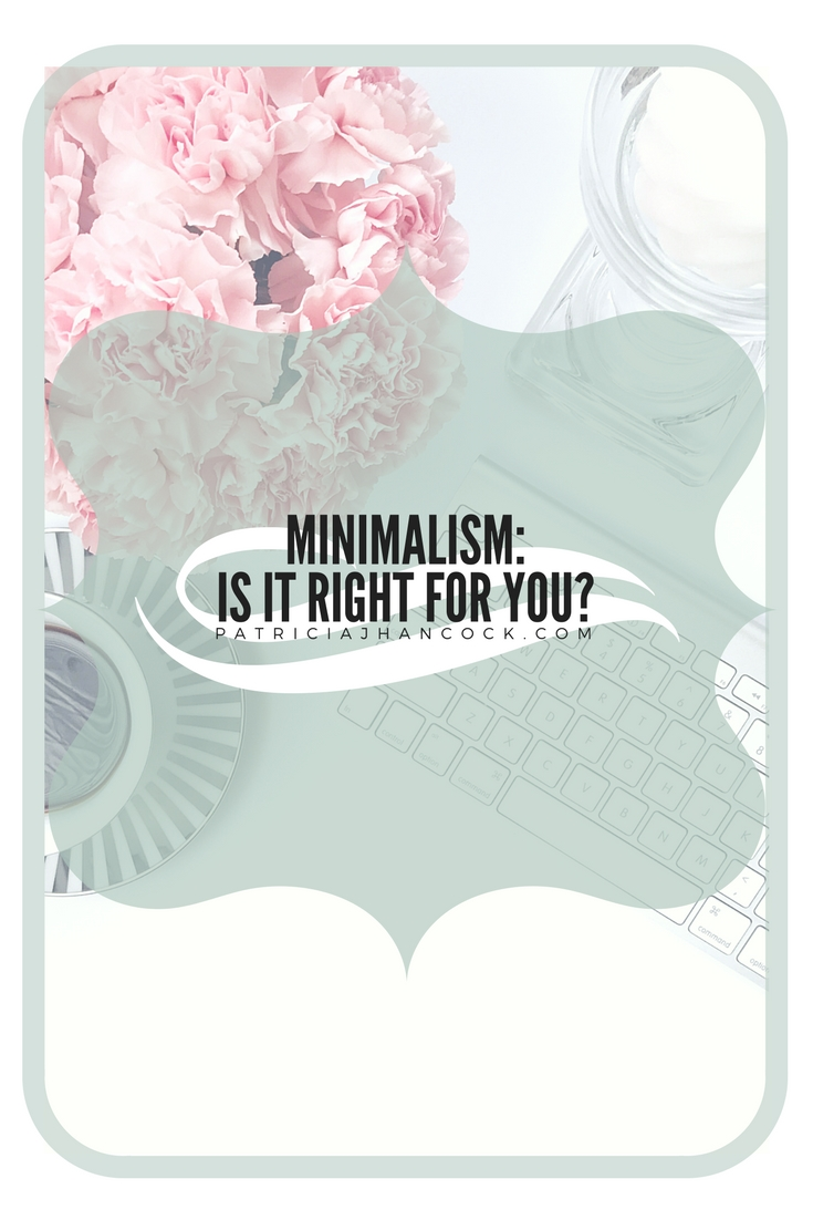 An in-depth look at what minimalism is! It's not just about throwing out everything you own, either! Here we will go over minimalism basics and what the benefits are. An in-depth, easy guide to make the decision if minimalism is right for you and your current lifestyle.