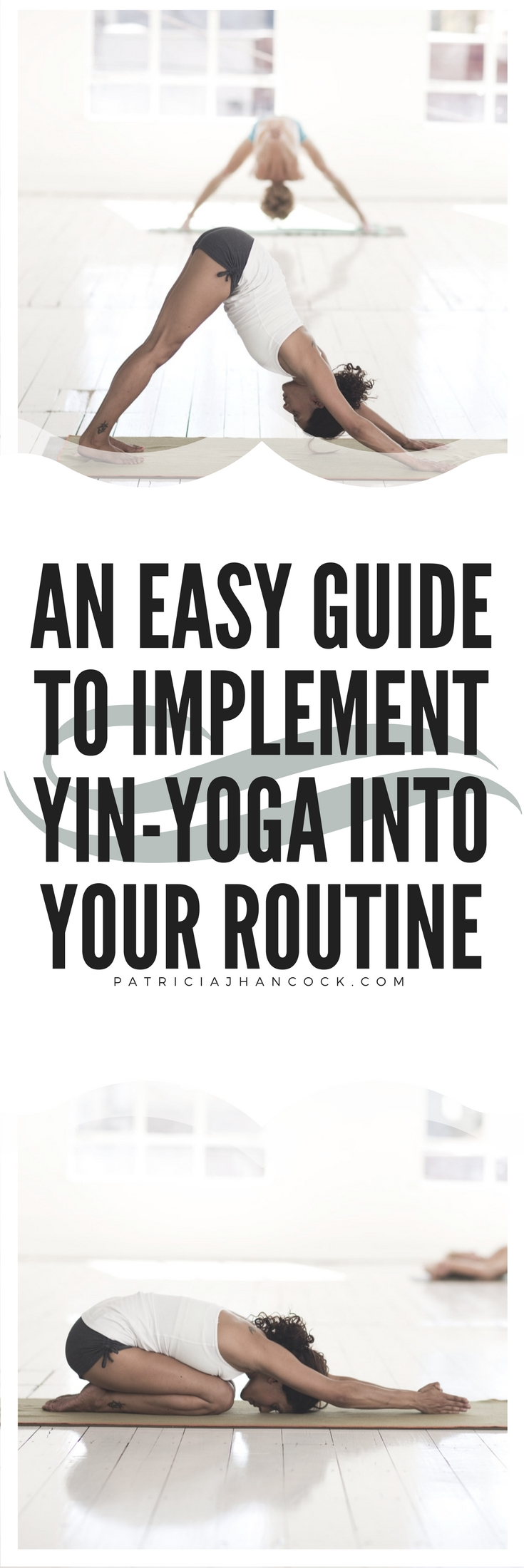 Don't have bodywork in your self-care routine? Are you looking for a low impact way to start taking care of your physical well-being alongside your mental well-being? Look no further! Yin Yoga is the perfect way to incorporate a slow, mindful bodywork into any self-care routine!