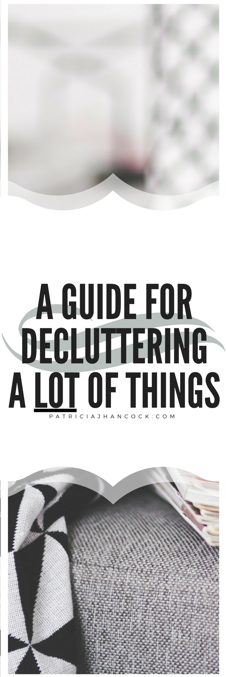 When you're faced with a lot of clutter, tried everything in the book to reclaim your house, and yet you're still staring at piles upon piles, what do you do? In this guide, you'll learn that decluttering isn't enough sometimes and what steps you can take to fix it! Easy, actionable steps to achieve a simple household!
