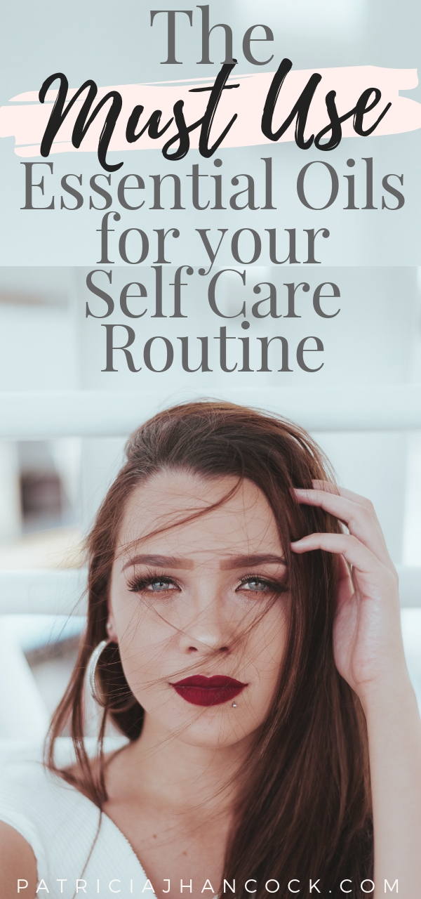 In this article, you'll learn the best self care tip to add to your self care routine. Learn about the best organic essential oils and uses for an easy, daily self care routine. This article will help you learn how to use essential oils for beginners as well as the best essential oil blends for your self care routine. #selfcare #selflove #essentialoils #selfcareroutine #morningroutine