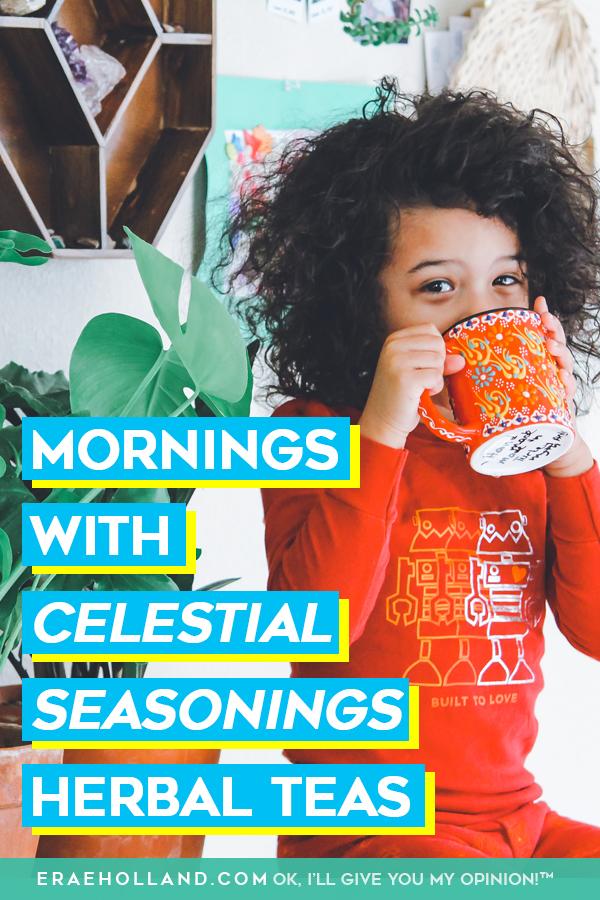 Celestial Seasonings Herbal Teas-morning-routines