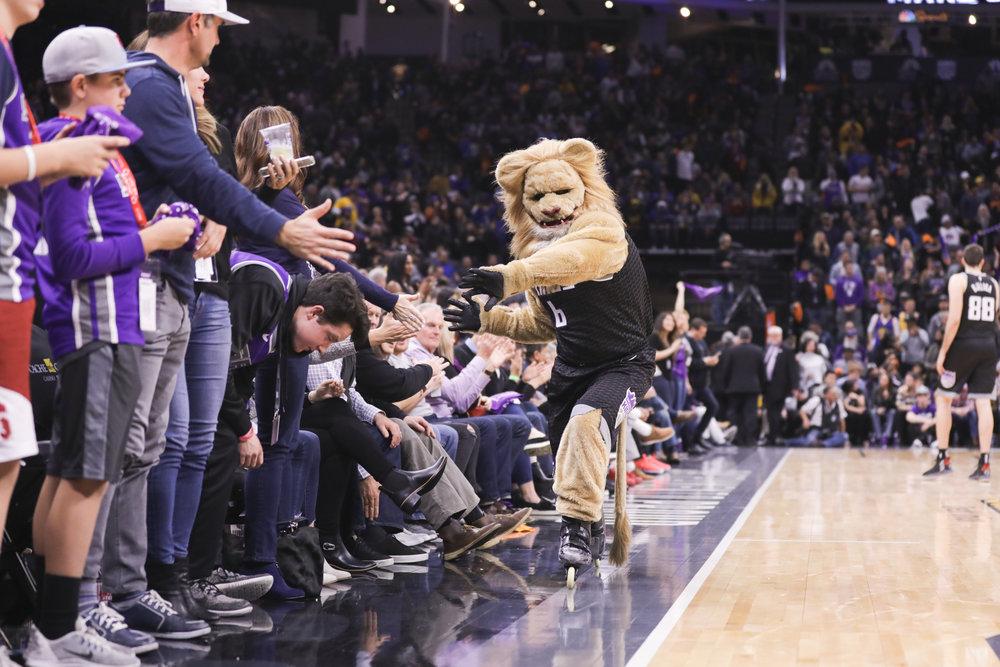 Photo Credit: Sacramento Kings