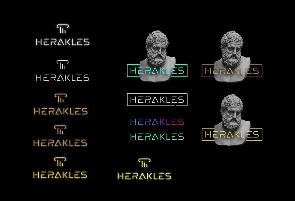 Herakles Branding
