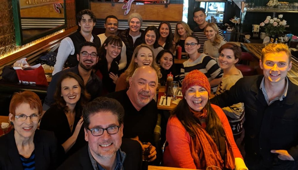 Post-Show Celebration with the Cast & Team of Austen's Pride