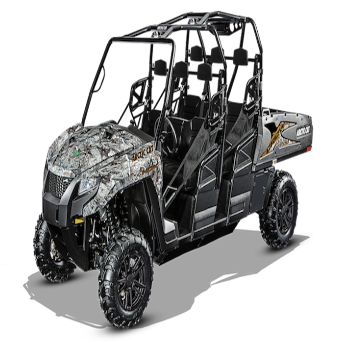 SIDE-BY-SIDE UTILITY VEHICLES