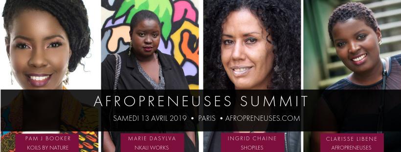 afropreneuses summit paris
