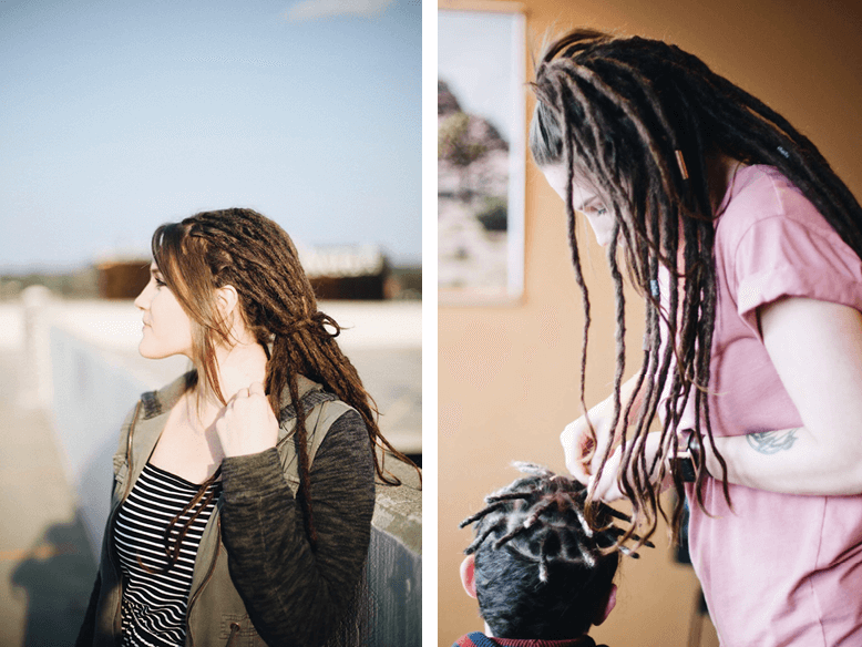 Dreadlocks in Sioux Falls, South Dakota