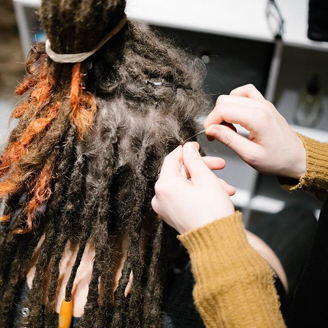 [NEW BLOG POST]  Sometimes, people don't care for their dreadlocks very well between their maintenance appointments. That is really frustrating, and means your locs don't look as good as they could all of the time AND your appointment may take longer.  Visit the link in my profile to read my tips for taking care of your dreadlocks between appointments. ✌🏼  #siouxfalls #visitsiouxfalls #weareheresiouxfalls #dreadlocks #dreadlockstyle #siouxfallsdreadlocks #southdakota #southdakotadreadlocks #dreadstagram #girlswithdreads #guyswithdreads #dreadmaintenance #dreadlockmaintenance