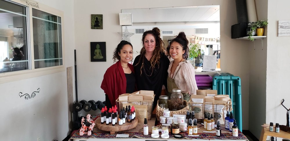 Collaborating with wild life herbs