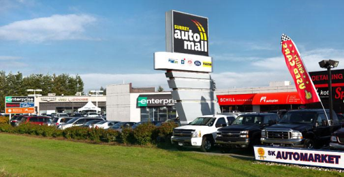 Surrey Auto Mall - Land assembly, Pre-leasing and construction