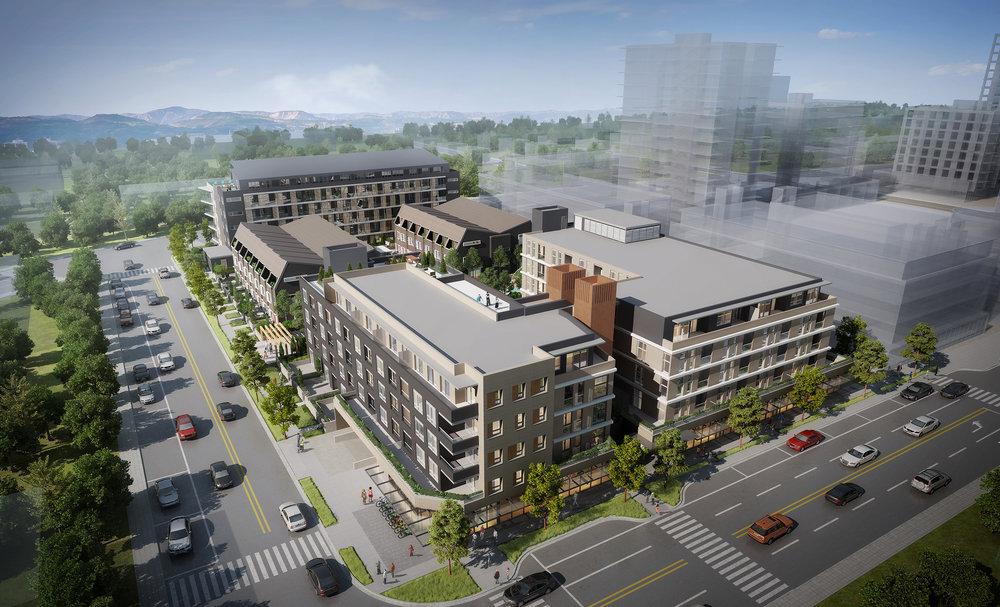 (Phase 1) Downtown Maple Ridge -