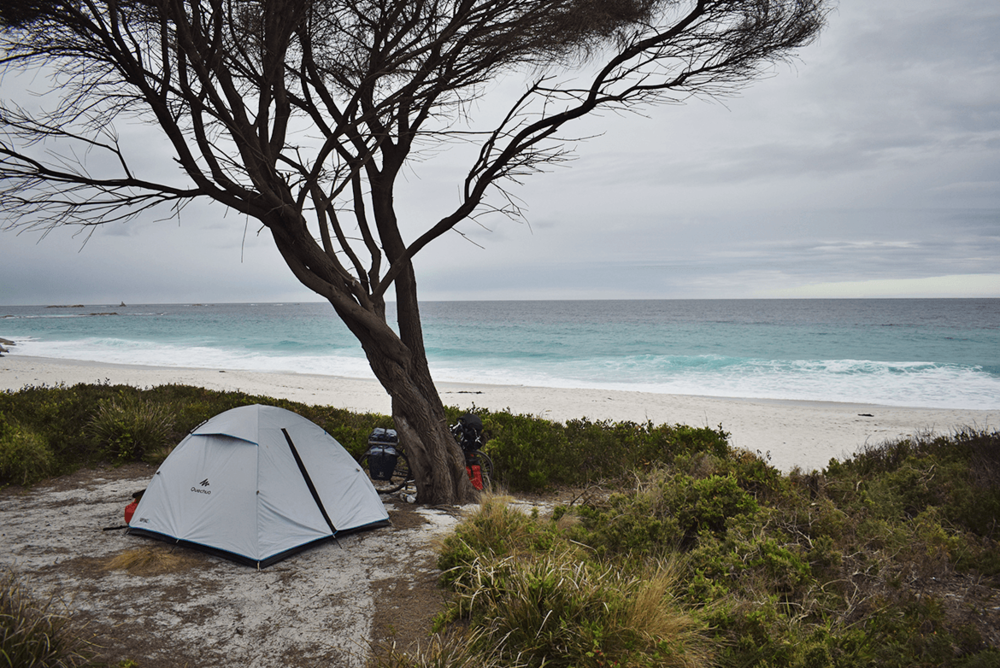 One of my favourite camping spots.