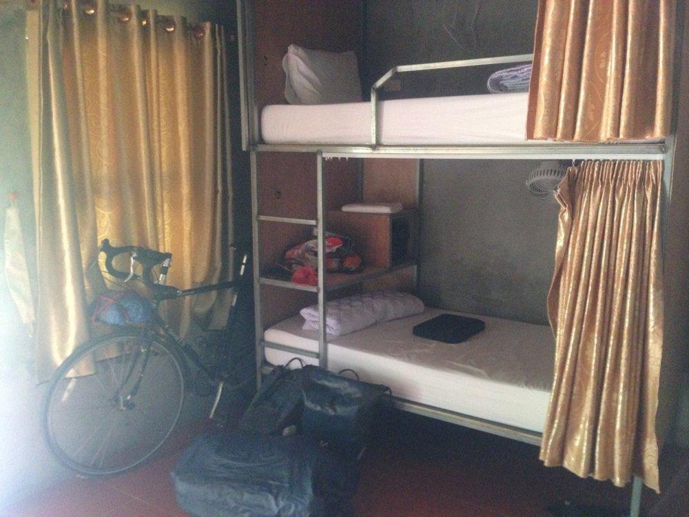 Hostel in Ninh Binh.
