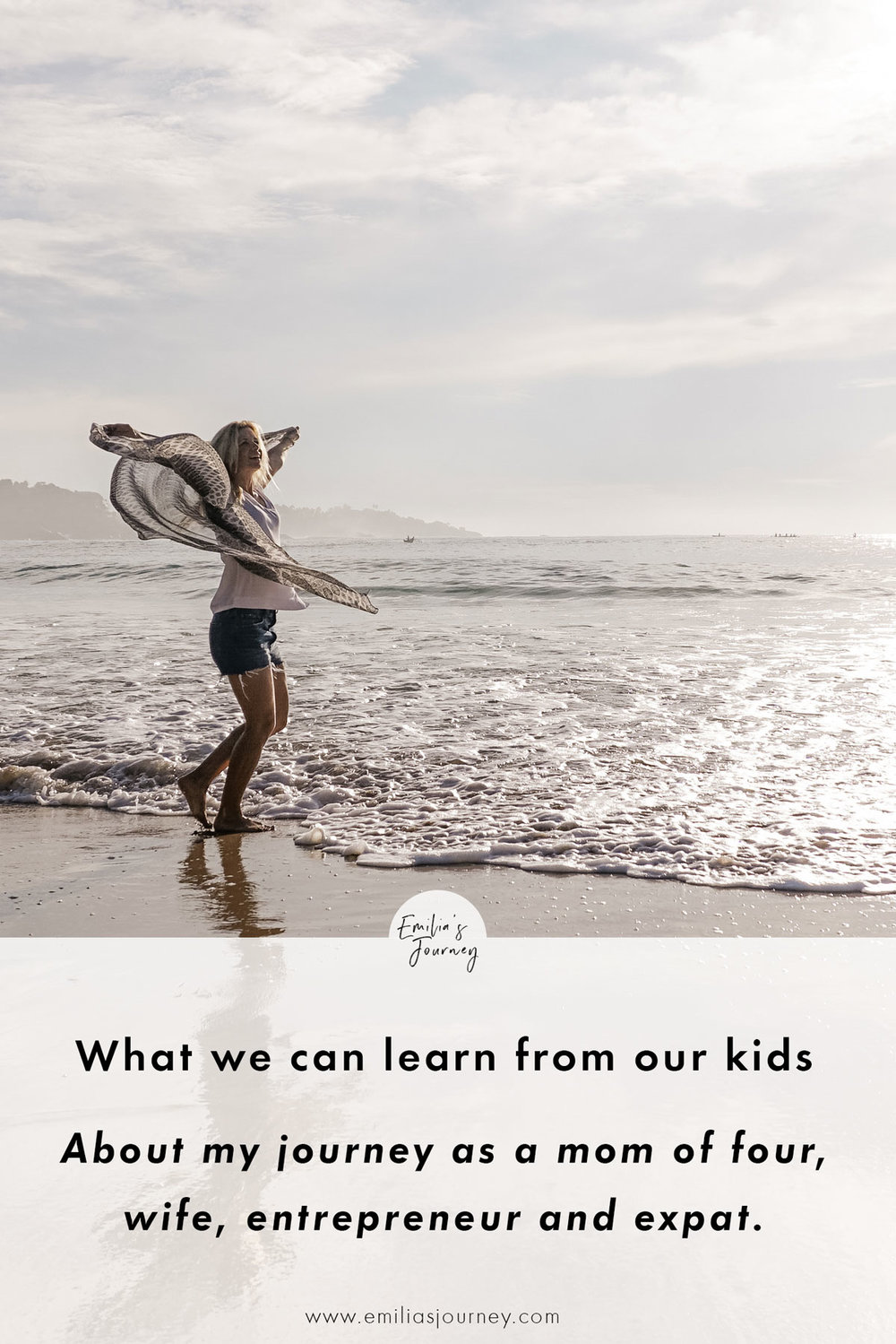 What we can learn from our kids | Emilia Ohrtmann