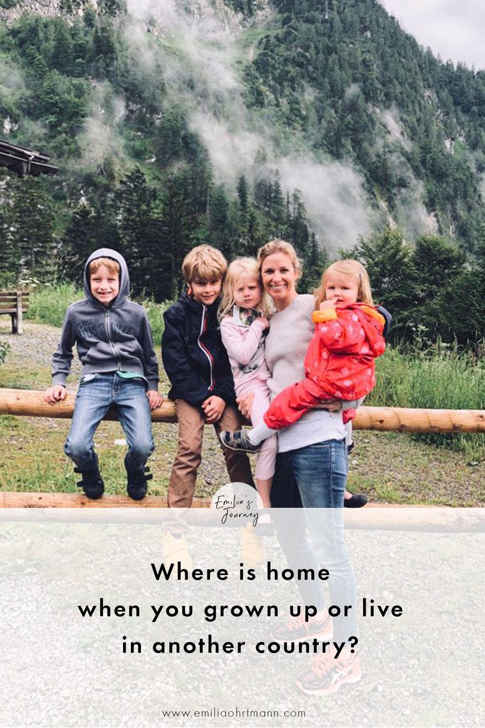 Where is home as an expat | Emilia Ohrtmann