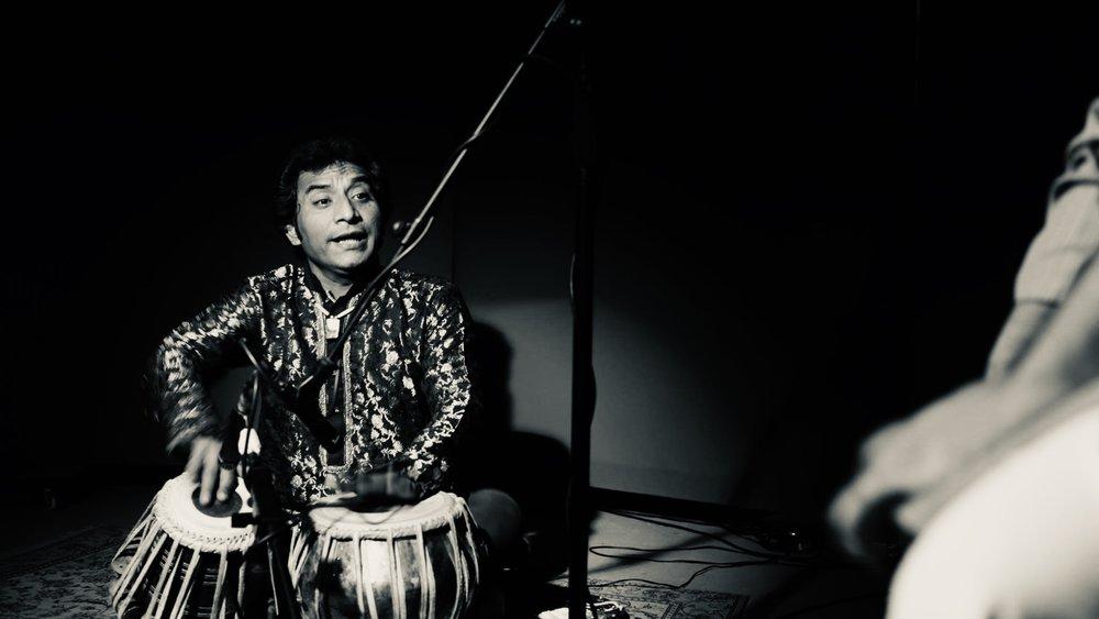 KASHIF ALI DHANI - TABLA