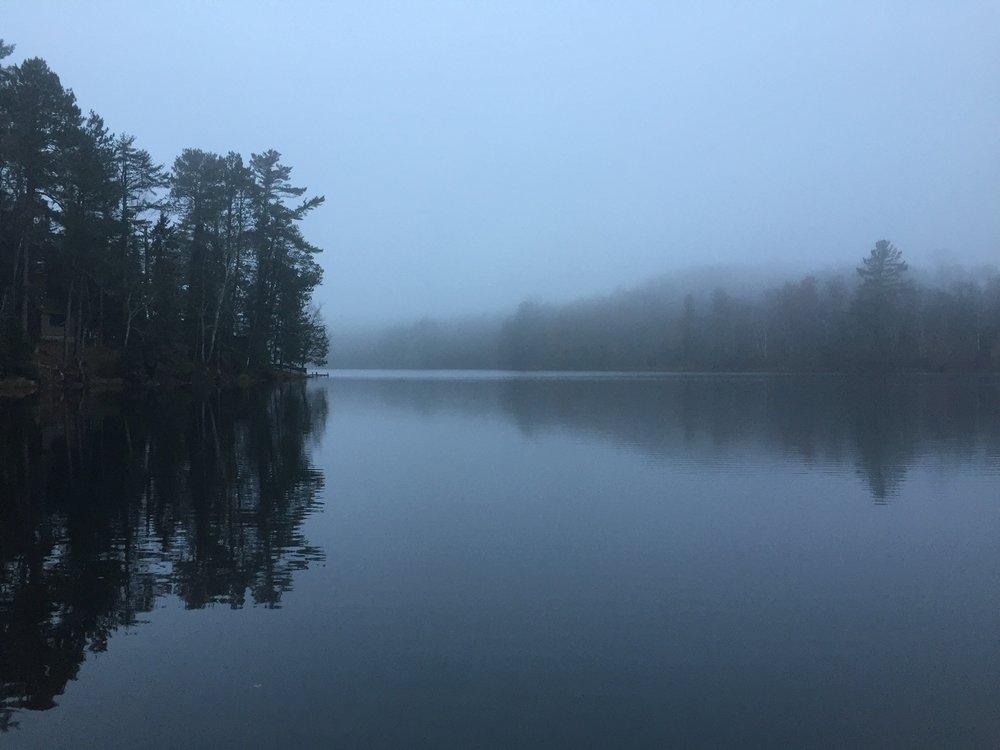 Amen Lake, Minnesota  (Ned Rousmaniere)