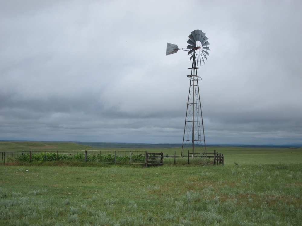 Rain on the way, Nebraska (Gene Roghair)