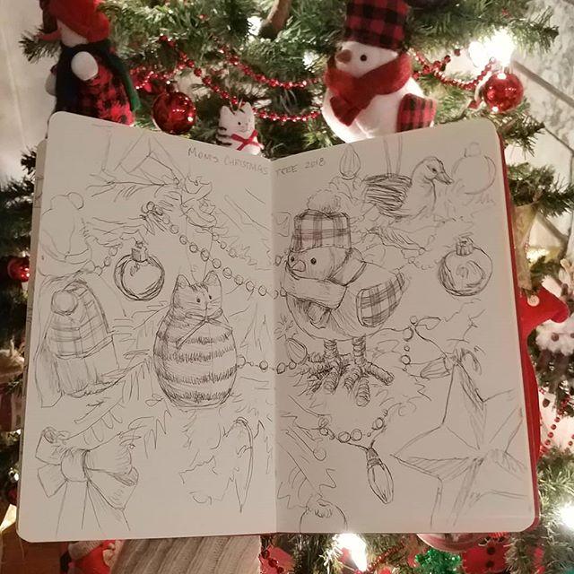 #christmastree #homefortheholidays