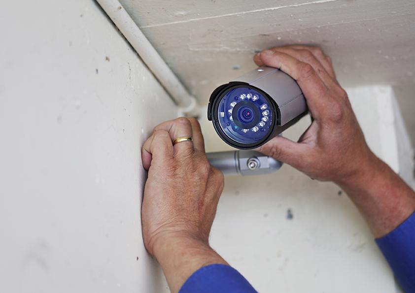 Lieferung und Installation – Für den sicheren Betrieb der Anlage.