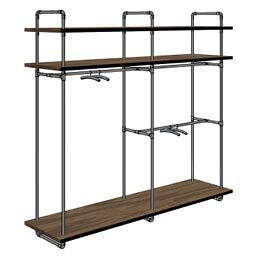 6-Rohrfabrik-Kleidergestell-Rohr-Wasserrohr-mit-Holz-Ablage-Tablar-moebeldesign-ladenbau-inneneinrichtung-schaufenster-modeschau-concept-interior-design.jpg