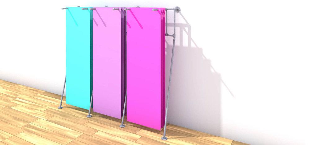 Wandregale r 600 for Zimmer design