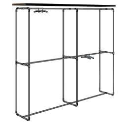 7-Rohrfabrik-Kleiderstaender-Ring-Doppel-mit-Holz-Ablage-Tablar-ladenbau-inneneinrichtung-schaufenster-modeschau-concept-interior-design.jpg